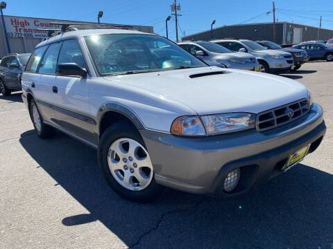 1999 Subaru Legacy for sale at New Wave Auto Brokers & Sales in Denver CO