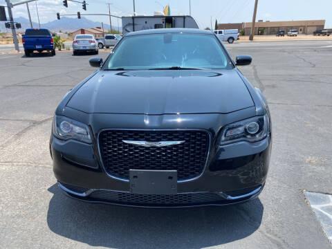 2018 Chrysler 300 for sale at SPEND-LESS AUTO in Kingman AZ