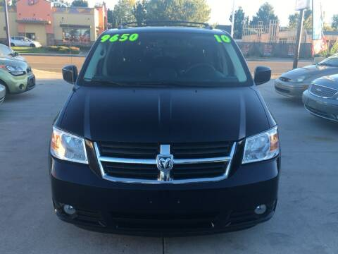 2010 Dodge Grand Caravan for sale at Best Buy Auto in Boise ID