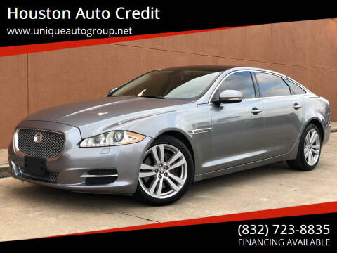 2011 Jaguar XJL for sale at Houston Auto Credit in Houston TX