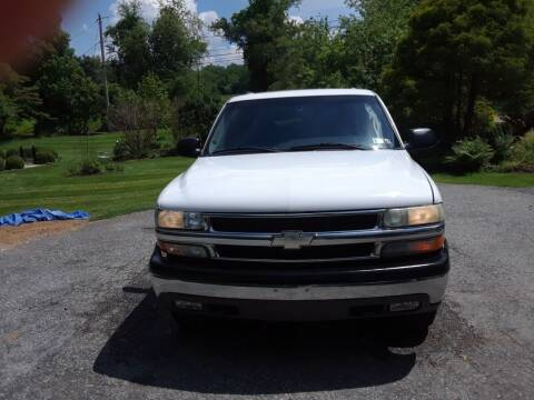 2003 Chevrolet Suburban for sale at Dun Rite Car Sales in Downingtown PA