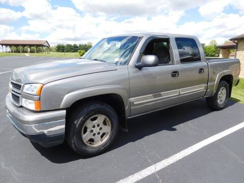 2006 Chevrolet Silverado 1500 for sale at WESTERN RESERVE AUTO SALES in Beloit OH