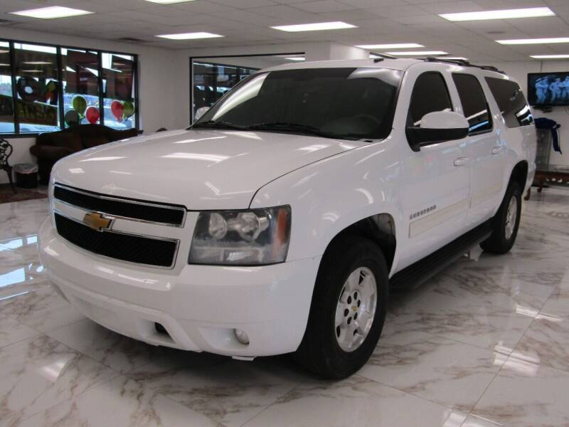 2010 Chevrolet Suburban for sale at Dealer One Auto Credit in Oklahoma City OK