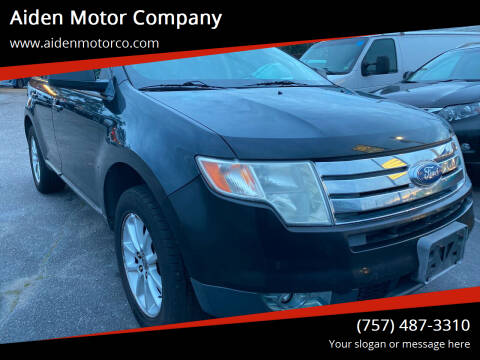 2007 Ford Edge for sale at Aiden Motor Company in Portsmouth VA