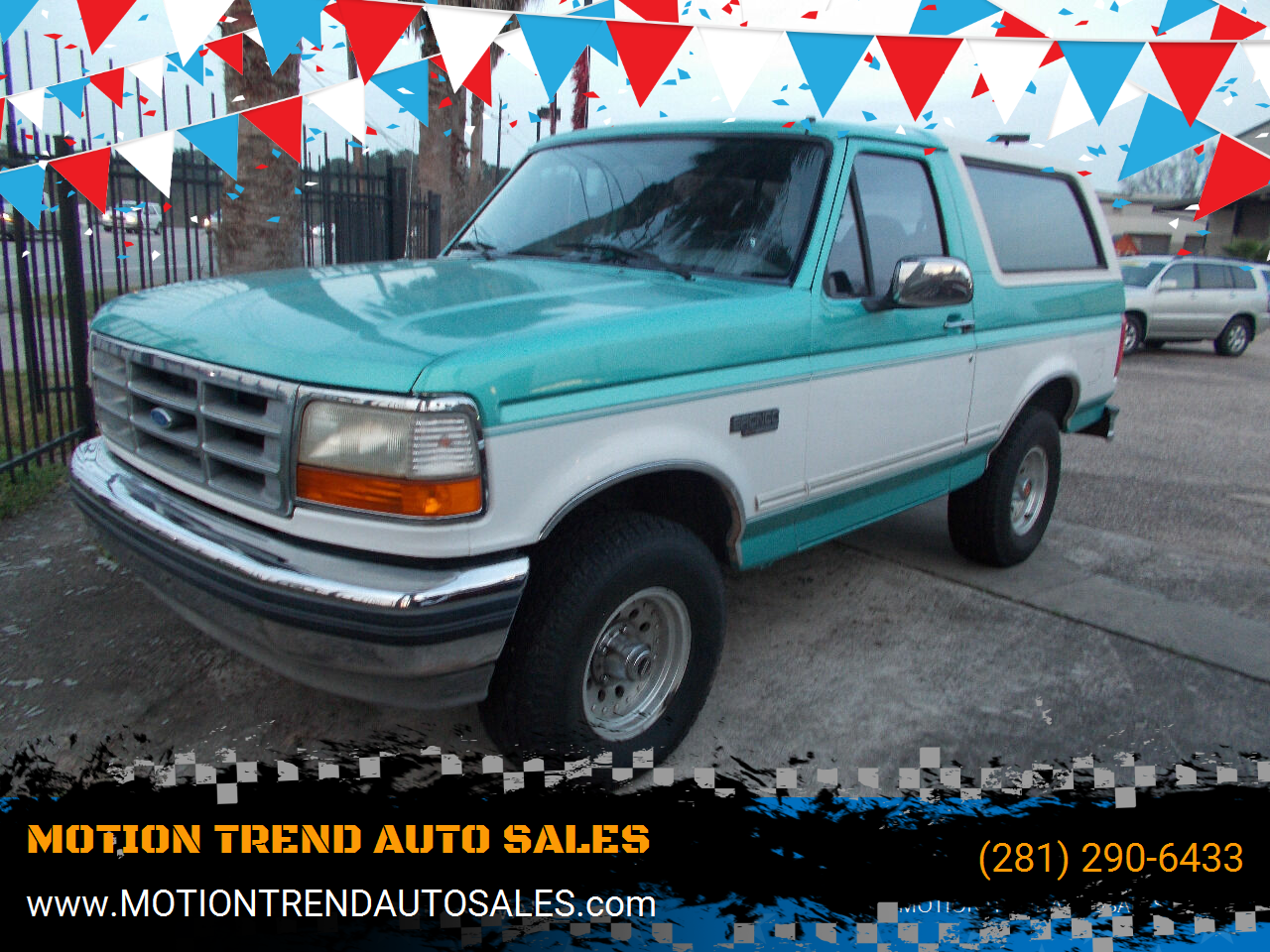 Used Ford Bronco For Sale In Houston Tx Carsforsale Com