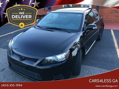 2013 Scion tC for sale at Cars4Less GA in Alpharetta GA