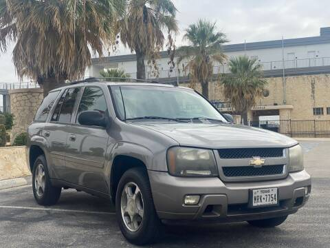2008 Chevrolet TrailBlazer for sale at Motorcars Group Management - Bud Johnson Motor Co in San Antonio TX