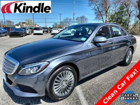 2015 Mercedes-Benz C-Class for sale at Kindle Auto Plaza in Middle Township NJ