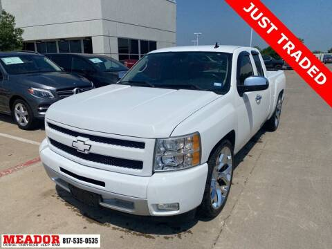 2012 Chevrolet Silverado 1500 for sale at Meador Dodge Chrysler Jeep RAM in Fort Worth TX