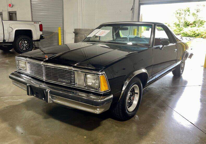 1981 Chevrolet El Camino for sale in Marietta, GA