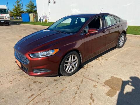 2015 Ford Fusion for sale at TKP Auto Sales in Eastlake OH
