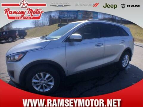 2018 Kia Sorento for sale at RAMSEY MOTOR CO in Harrison AR