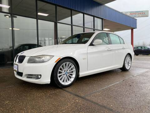 2009 BMW 3 Series for sale at South Commercial Auto Sales in Salem OR