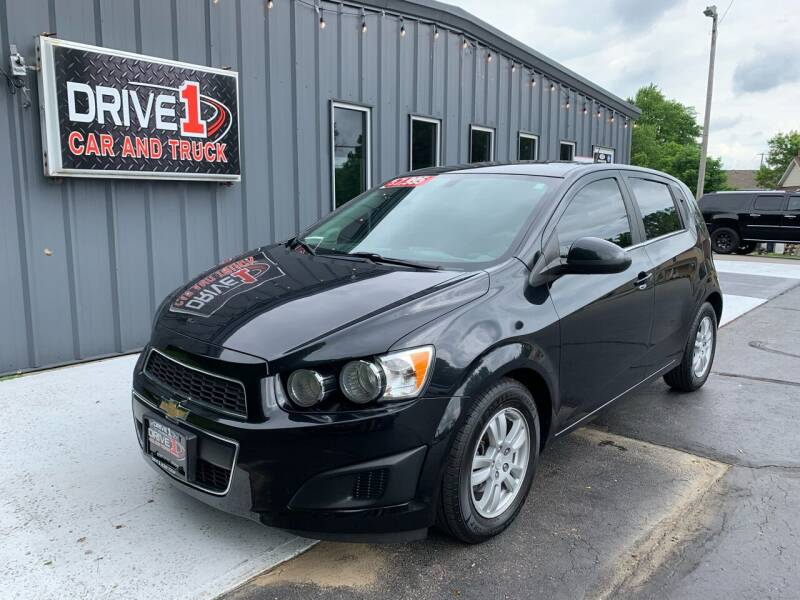 2014 Chevrolet Sonic for sale at Drive 1 Car & Truck in Springfield OH