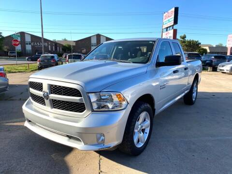 2015 RAM Ram Pickup 1500 for sale at Car Gallery in Oklahoma City OK