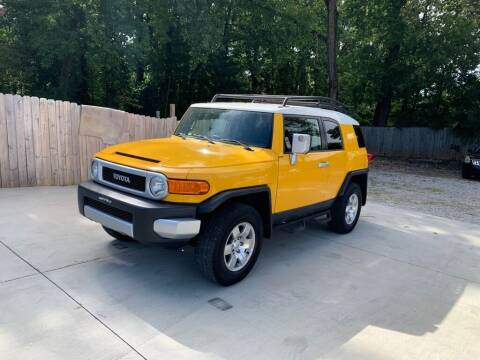 2010 Toyota FJ Cruiser for sale at Carflex Auto in Charlotte NC