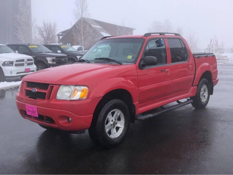 2005 Ford Explorer Sport Trac for sale at Snyder Motors Inc in Bozeman MT