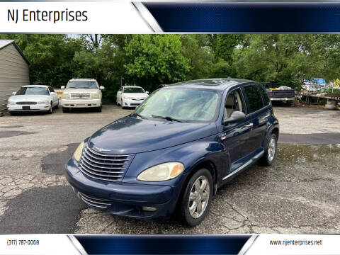 2005 Chrysler PT Cruiser for sale at NJ Enterprises in Indianapolis IN