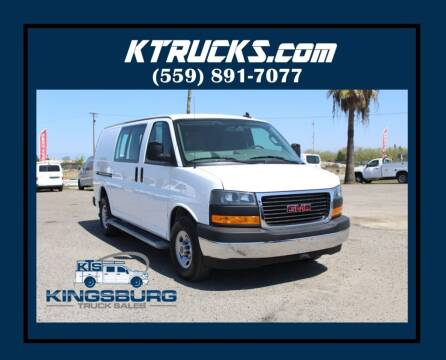 2019 GMC Savana Cargo for sale at Kingsburg Truck Center in Kingsburg CA