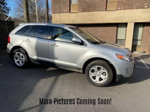 2013 Ford Edge for sale at Warner Motors in East Orange NJ