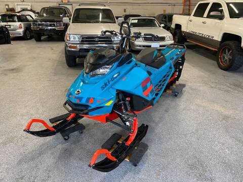 2019 Ski-Doo Freeride 165