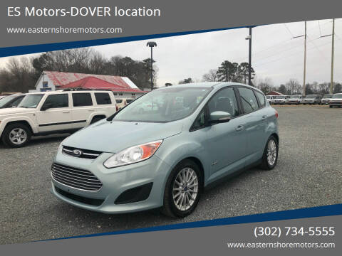 2013 Ford C-MAX Hybrid for sale at ES Motors-DAGSBORO location - Dover in Dover DE
