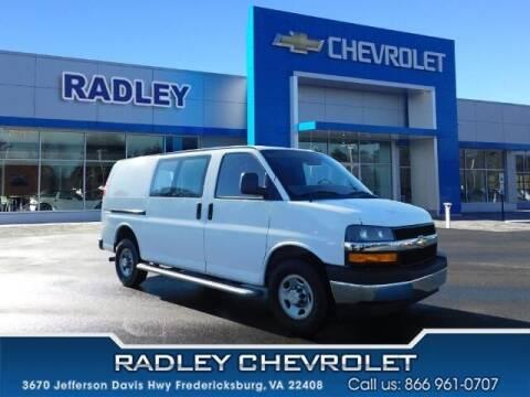2019 Chevrolet Express Cargo for sale at Radley Cadillac in Fredericksburg VA