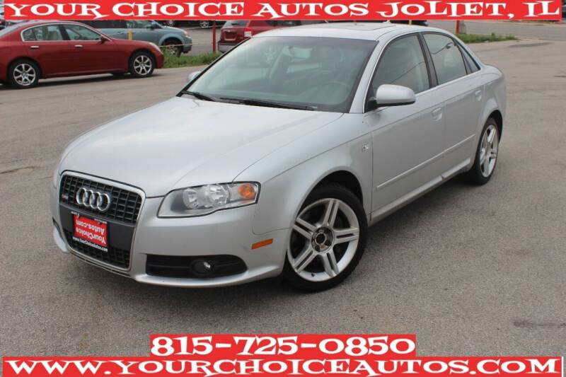 2008 Audi A4 for sale at Your Choice Autos - Joliet in Joliet IL