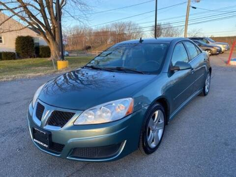 2009 Pontiac G6 for sale at Hi-Lo Auto Sales in Frederick MD