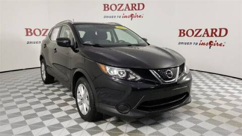 2018 Nissan Rogue Sport for sale at BOZARD FORD in Saint Augustine FL