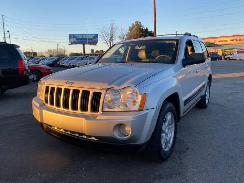 2006 Jeep Grand Cherokee for sale at Atlantic Auto Sales in Garner NC