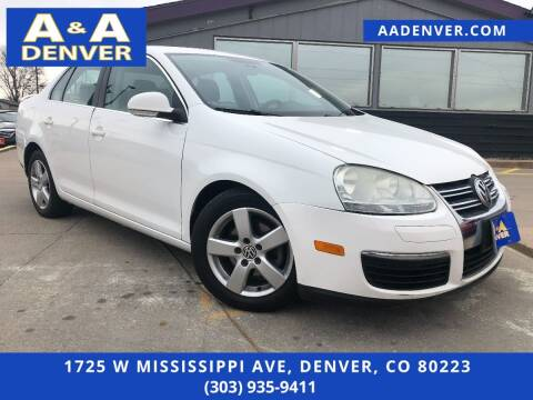 2009 Volkswagen Jetta for sale at A & A AUTO LLC in Denver CO