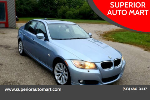2009 BMW 3 Series for sale at SUPERIOR AUTO MART in Amelia OH