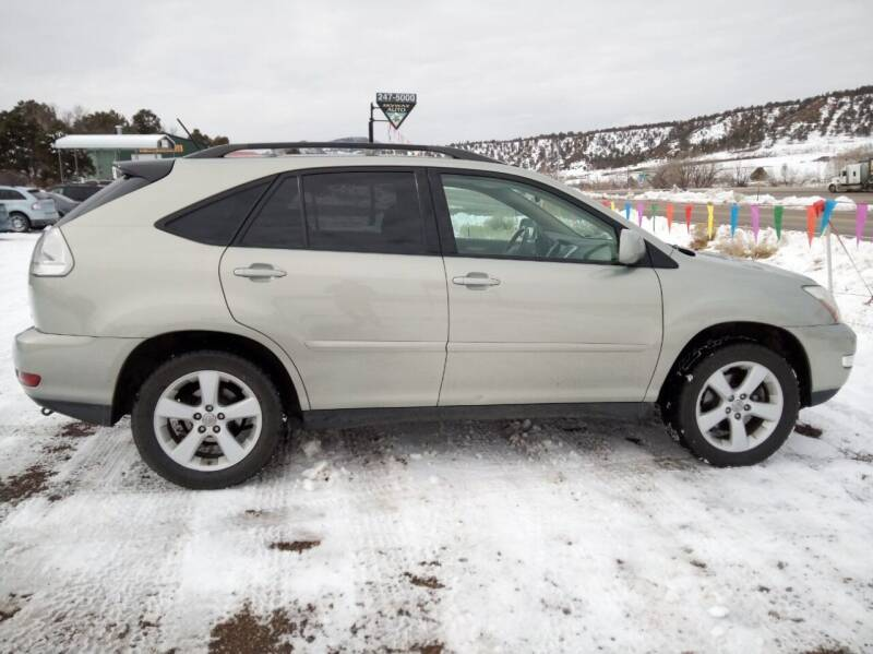 2007 Lexus RX 350 for sale at Skyway Auto INC in Durango CO