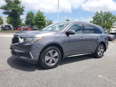 2019 Acura MDX for sale at Southern Auto Solutions - Acura Carland in Marietta GA