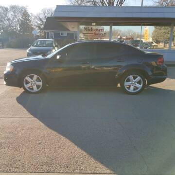 2013 Dodge Avenger for sale at Midtown Motors in North Platte NE