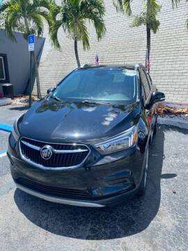 2017 Buick Encore for sale at YOUR BEST DRIVE in Oakland Park FL