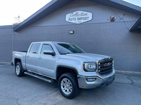 2016 GMC Sierra 1500 for sale at Collection Auto Import in Charlotte NC