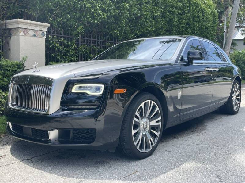 2018 Rolls-Royce Ghost for sale at Sailfish Auto Group in Hollywood FL