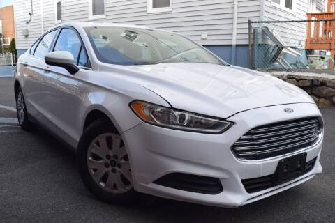 2014 Ford Fusion for sale at VNC Inc in Paterson NJ