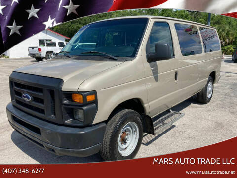 2011 Ford E-Series Wagon for sale at Mars auto trade llc in Kissimmee FL
