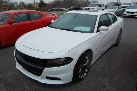 2016 Dodge Charger for sale at Modern Motors - Thomasville INC in Thomasville NC