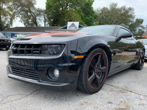 2011 Chevrolet Camaro for sale at Always Approved Autos in Tampa FL