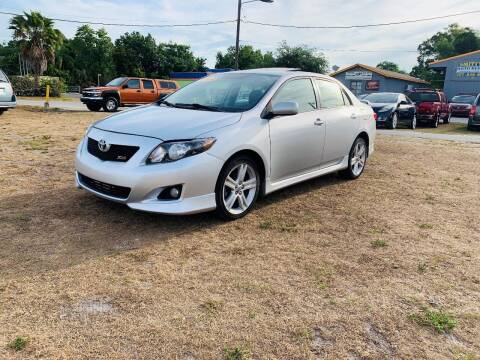 2009 Toyota Corolla for sale at Unique Motor Sport Sales in Kissimmee FL