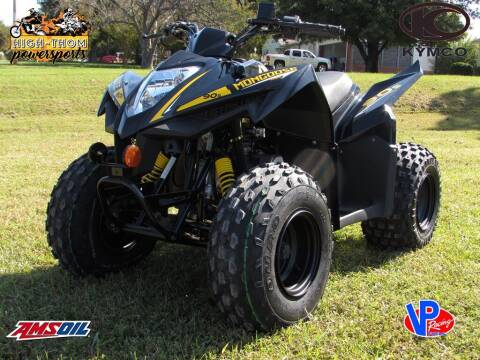 2021 Kymco Mongoose 90s for sale at High-Thom Motors - Powersports in Thomasville NC