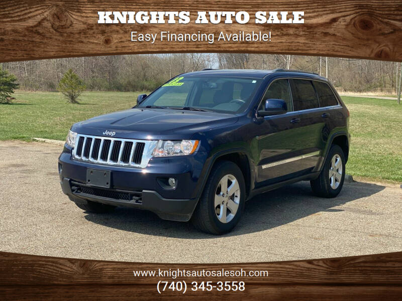 2013 Jeep Grand Cherokee for sale at Knights Auto Sale in Newark OH