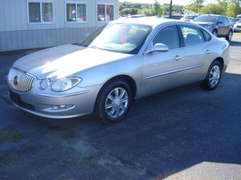 2008 Buick LaCrosse for sale at North Star Auto Mall in Isanti MN
