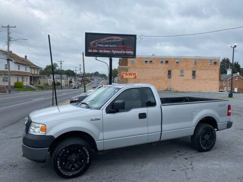 2006 Ford F-150 for sale at Fineline Auto Group LLC in Harrisburg PA