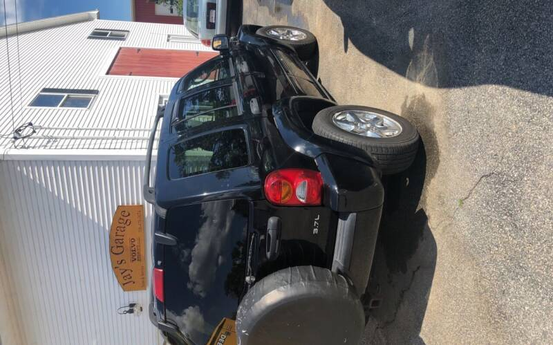 2003 Jeep Liberty for sale at East Acres RV 4279 in Mendon MA