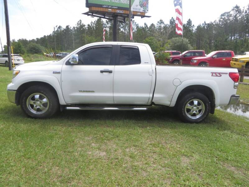 2008 Toyota Tundra for sale at Ward's Motorsports in Pensacola FL
